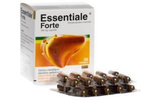 Essentiale Forte, 300 mg, kapsułki