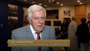 prof. Andrzej Klimek (neurolog)