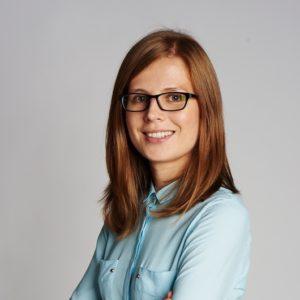 Ewelina Bancerz-Poźniak, Specjalista ds. Żywienia Nestlé Nutrition
