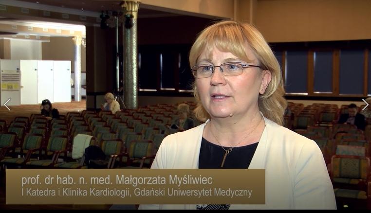 prof. dr hab. n. med. Małgorzata Myśliwiec