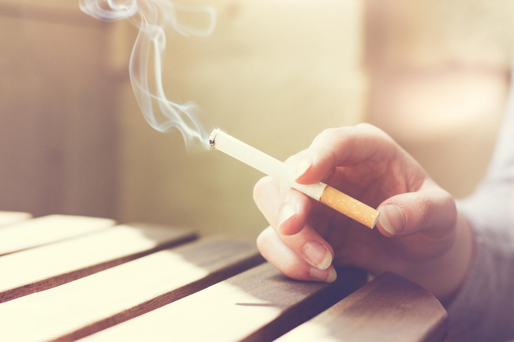 Najwięcej pali się w Grecji. Polska w średniej europejskiej