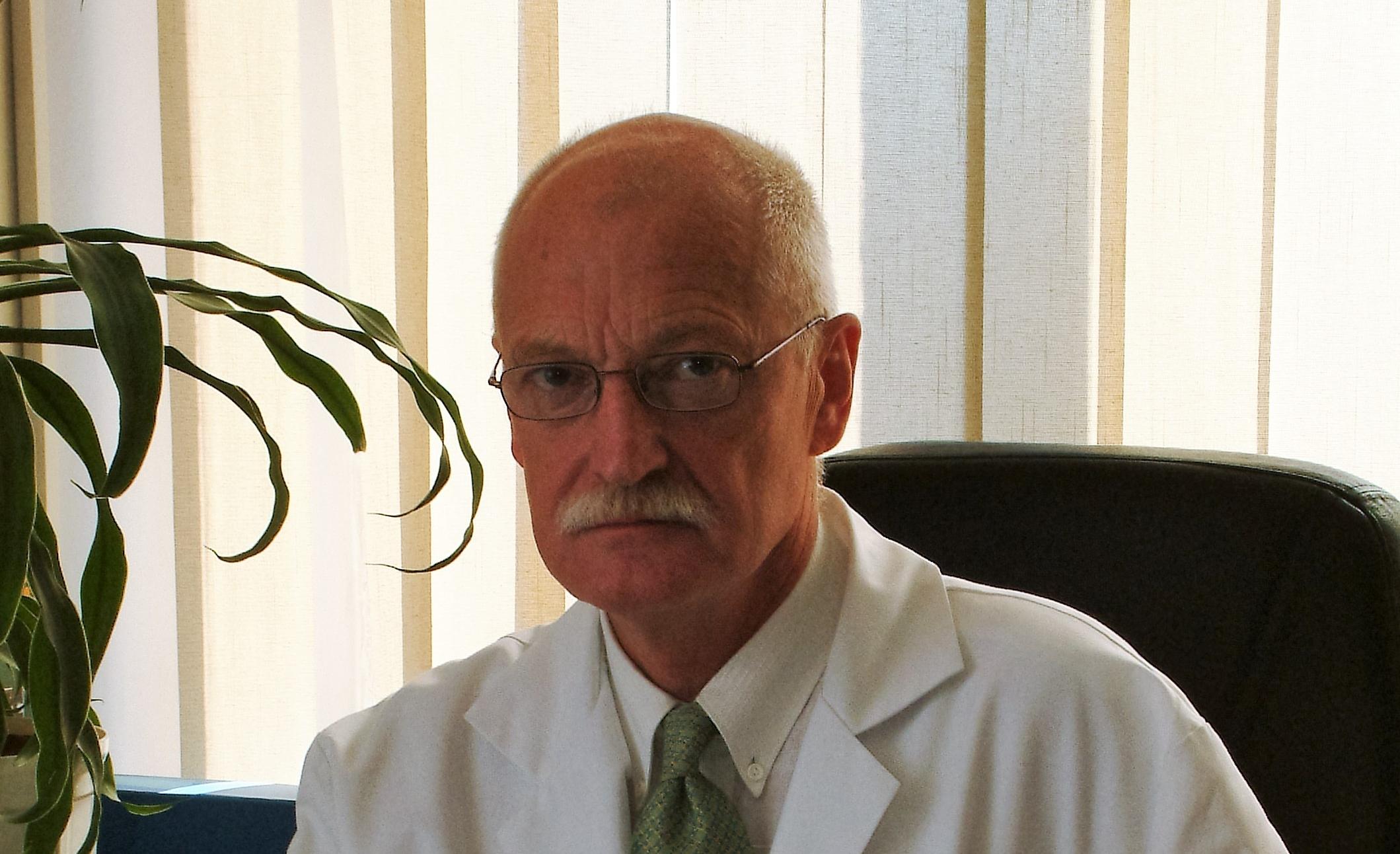 To właśnie jest przewlekła obturacyjna choroba płuc - wywiad z prof. Władysławem Pierzchałą