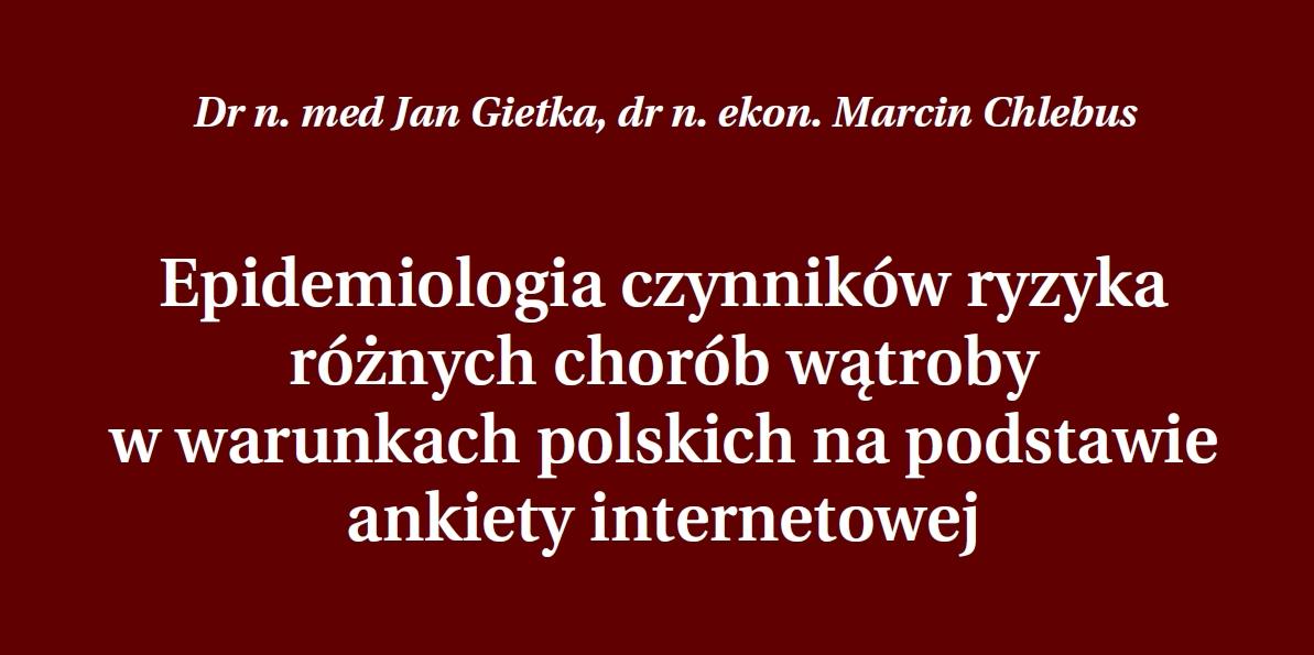 Wątroba Polaków – wyniki Ogólnopolskiego Testu Wątroby