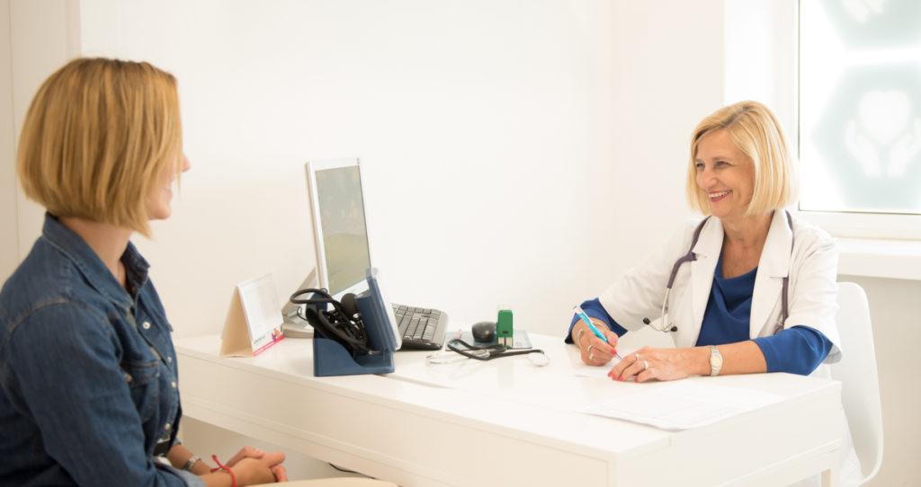 Wizyta u lekarze - fot. Klinika Demeter