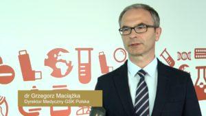 dr Grzegorz Maciążka