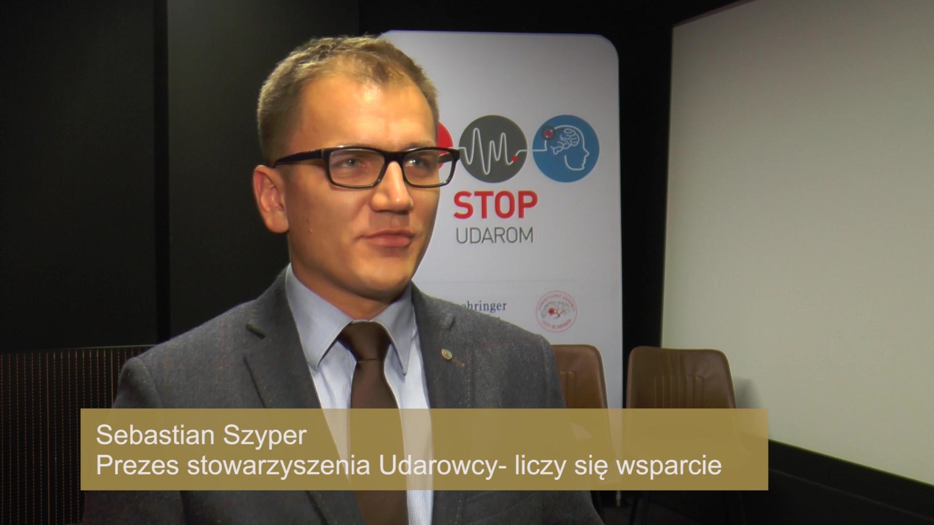 Udar mózgu trzecią przyczyną śmierci Polaków (Sebastian Szyper)