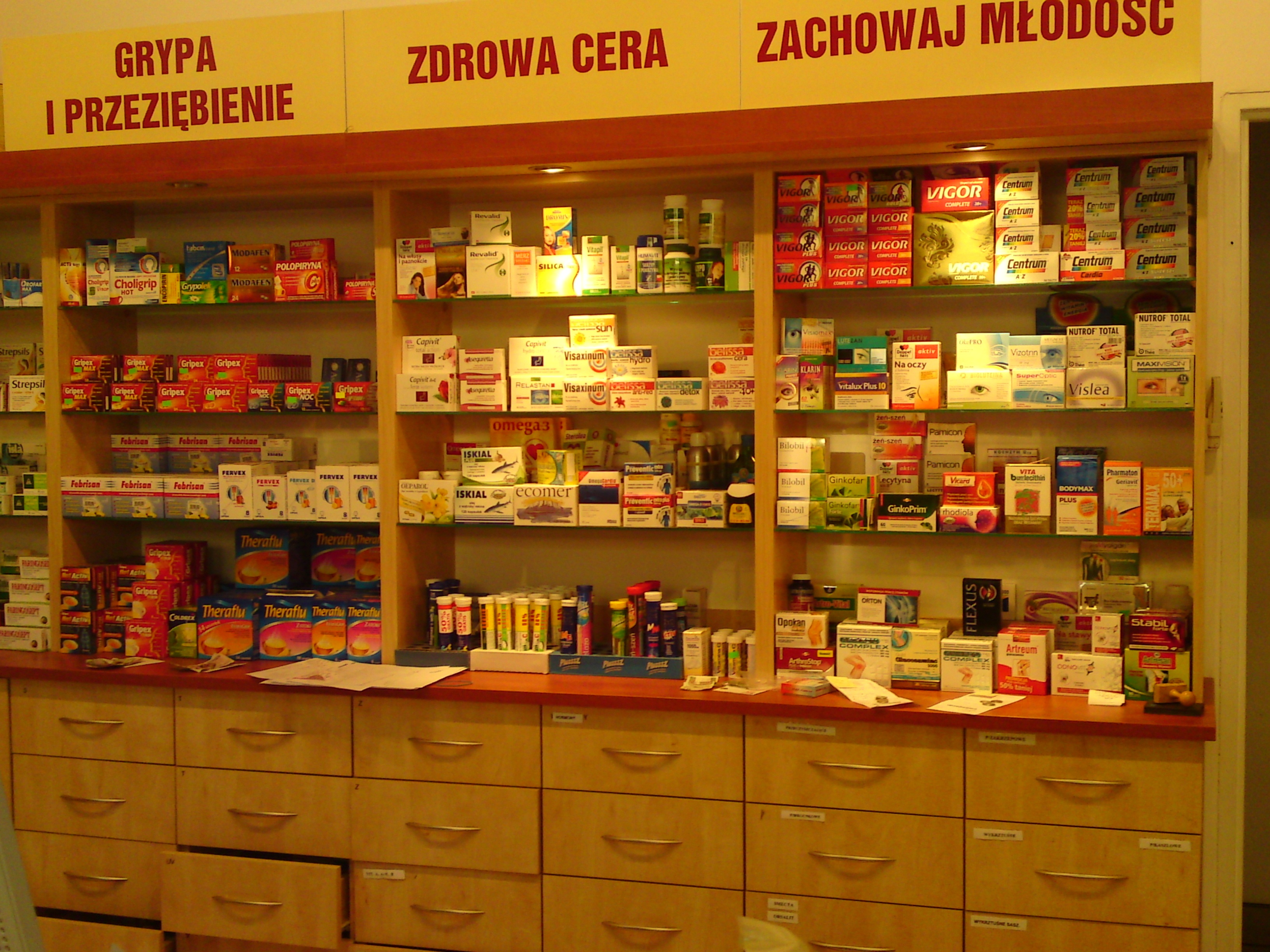 Rewolucje w polskich aptekach