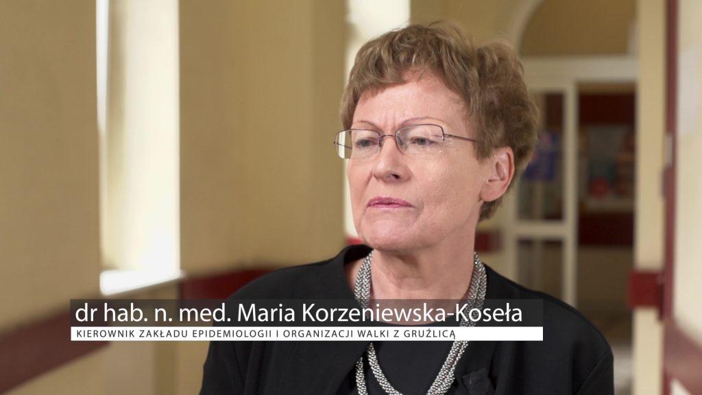 Maria Korzeniewska-Koseła