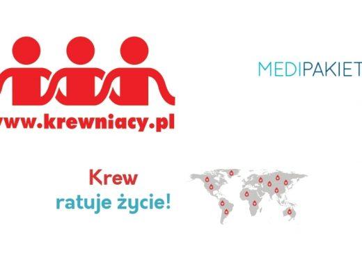 Krew ratuje życie – MediPakiet rozpoczyna współpracę z fundacją Krewniacy