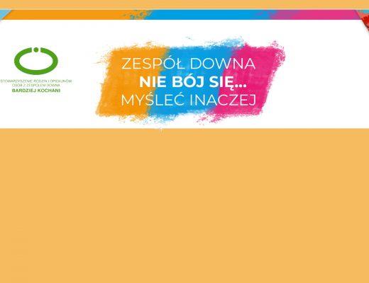 Ruszyła druga ogólnopolska kampania społeczna z okazji Światowego Dnia Zespołu Downa