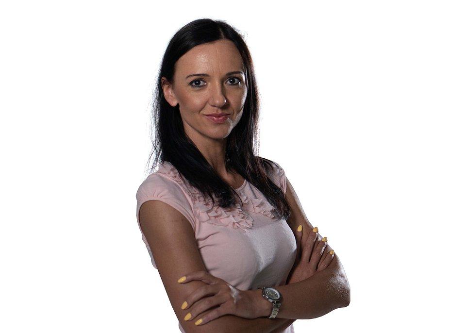 dr Barbara Wielgos, dyrektor ds. produktów farmaceutycznych w Olimp Labs