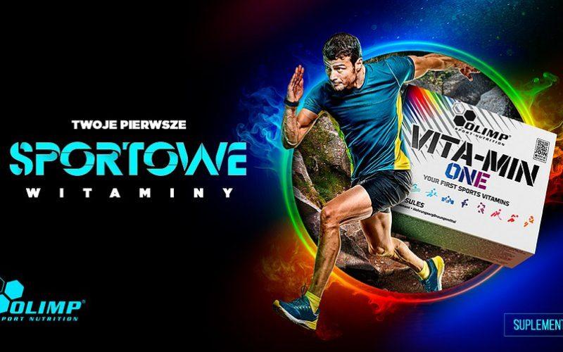 Vita-Min One – nowość od Olimp Sport Nutrition