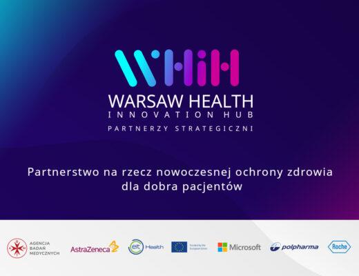 Powołano Warsaw Health Innovation Hub